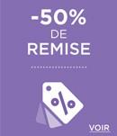 Remise -50