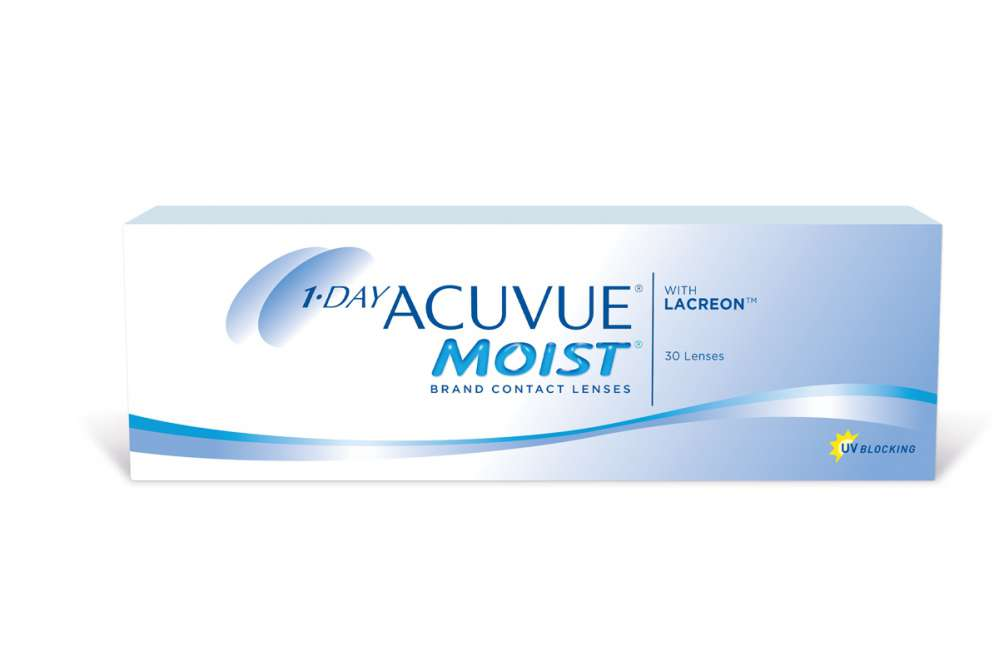 1-Day Acuvue Moist 30l