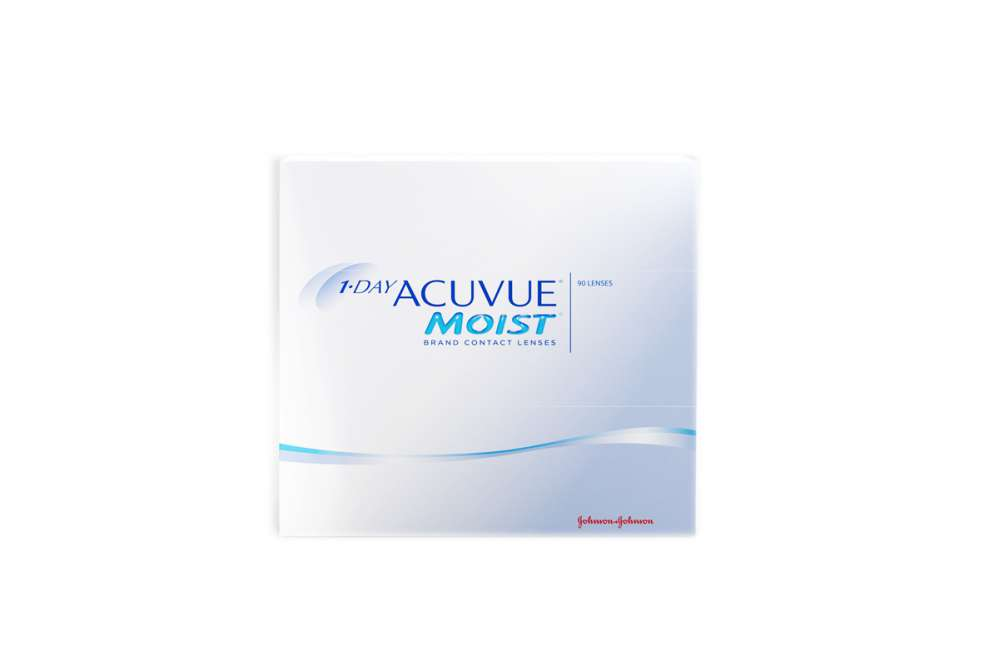1-Day Acuvue Moist 90l