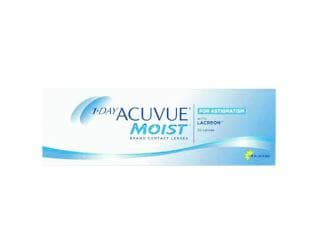 1-Day Acuvue Moist for Astigmatism 30l