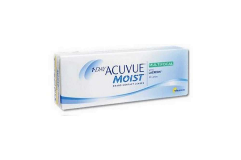 1-Day Acuvue Moist Multifocal 30l