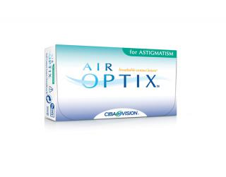 Air Optix Aqua FOR ASTIGMATISM (3L)
