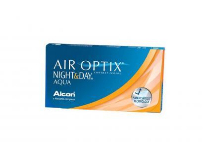 Air Optix Aqua Night Day 6L