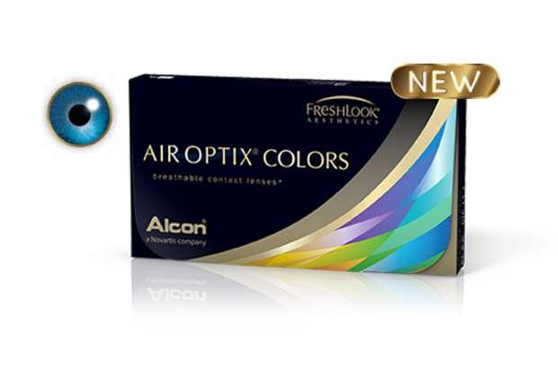 Air Optix Colors Blue 2L
