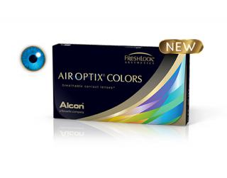 AIR OPTIX COLORS BRILLANT BLUE