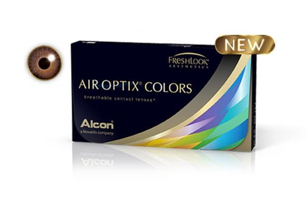 Air Optix Colors Brown 2L