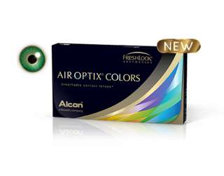 AIR OPTIX COLORS GEMSTONE GREEN
