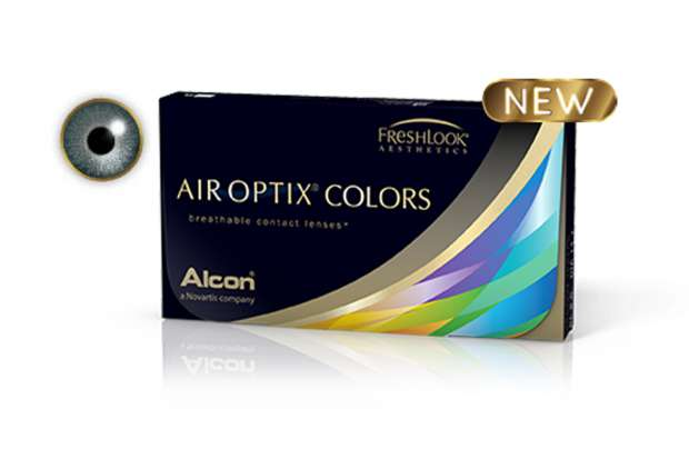 Air Optix Colors Gray 2L