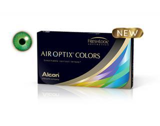 AIR OPTIX COLORS GREEN