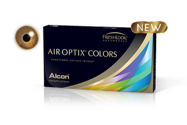 Air Optix Colors Hazel 2L