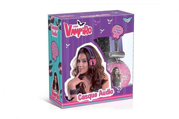 Casque audio Chica Vampiro