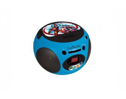 Radio CD Avengers