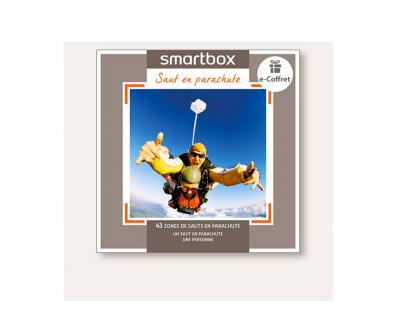 Smart Box E-coffret - Saut en parachute