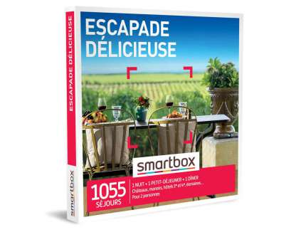 Smart Box - Escapade délicieuse