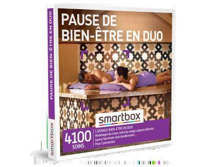 Smart Box - Pause de bien-être en duo