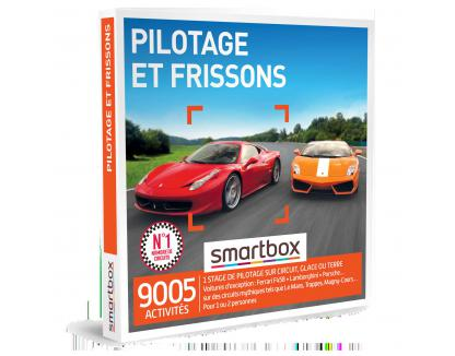 Smart Box - Pilotage et Frissons