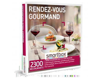 Smart Box - Rendez vous Gourmand