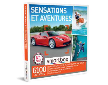 Smart Box - Sensations et Aventures