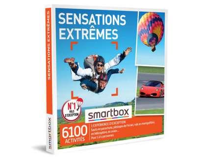Smart Box - Sensations extrêmes