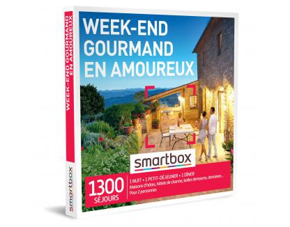 Smart Box - Week-end gourmand en amoureux
