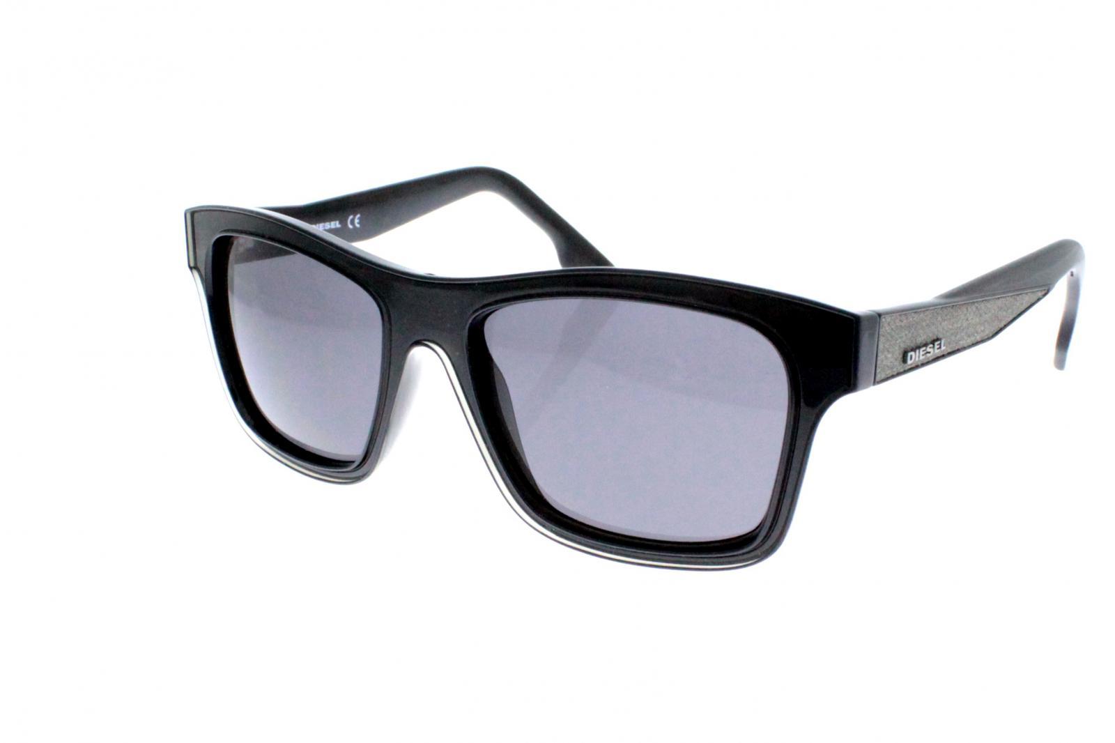 lunettes de soleil diesel dl0071 01a pas cher optical discount. Black Bedroom Furniture Sets. Home Design Ideas