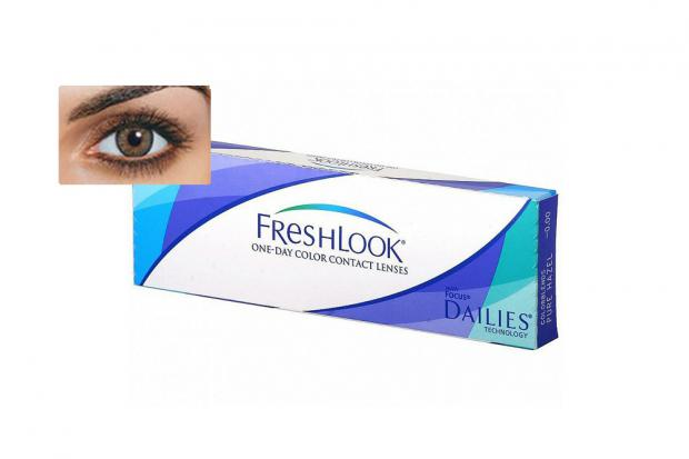 FreshLook 1 Day Hazel 10L