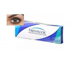 FRESHLOOK ONE DAY COLOR PURE HAZEL