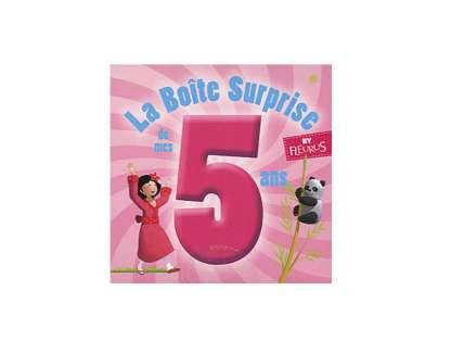 La Boîte surprise de mes 5 ans