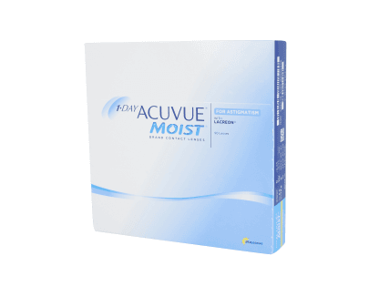 1 Day Acuvue® Moist® for Astigmatism 90L