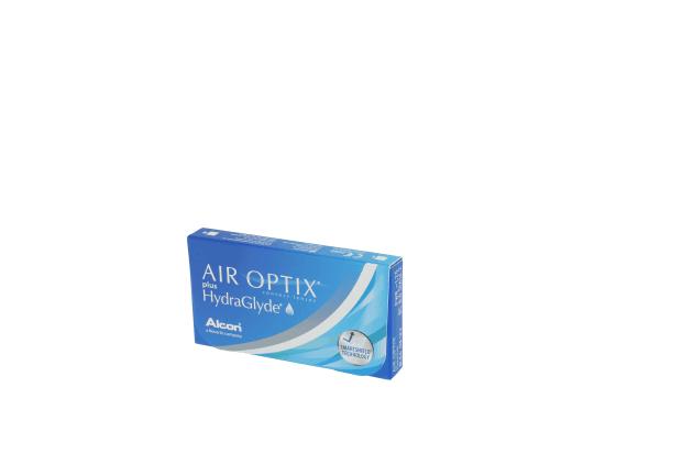 Air Optix Plus HydraGlyde® 6L