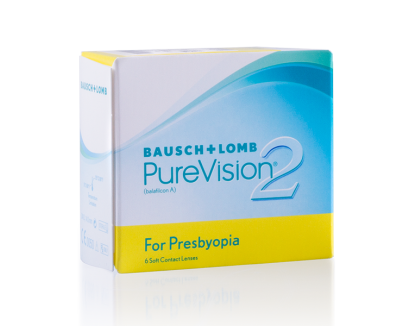 PureVision 2 HD for Presbyopia 6L