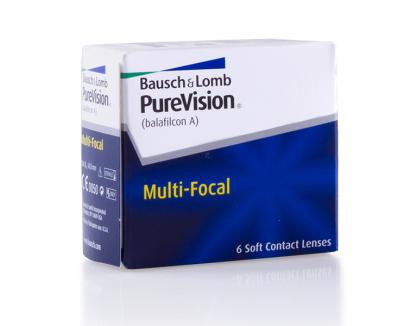 PureVision Multifocal 6L