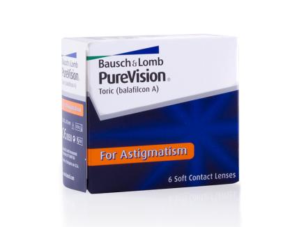 PureVision Toric 6L