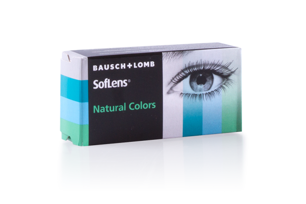 SofLens Natural Colors Aquamarine 2L