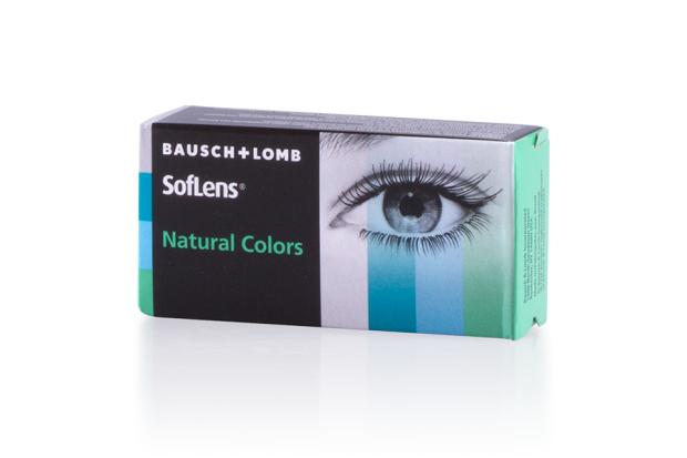 SofLens Natural Colors Dark Hazel