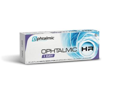 Ophtalmic HR 1 Day 30L