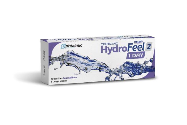 Ophtalmic Hydrofeel 1 Day 30L