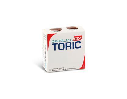 Ophtalmic Rx Toric 2L