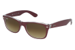 Ray-Ban New Wayfarer RB2132 6054/85, image n° 1