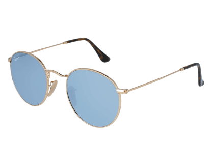 Ray-Ban Round Metal RB3447N  001/30
