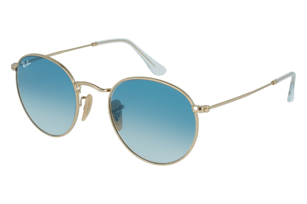 RAY BAN ROUND METAL RB 3447-N 001/3F