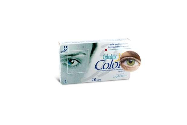 Ophtalmic 55 Colors Vert 2L
