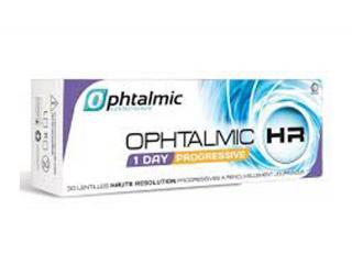 Ophtalmic HR 1 DAY PROGRESSIVE 30