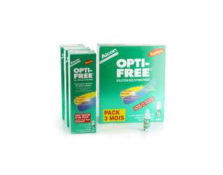 Opti-Free Pack Unidoses 90 Doses