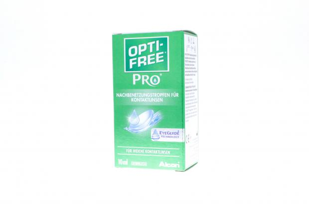 Optifree Pro Hydratant 10ml