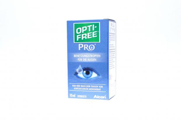 Optifree Pro Lubrifiant 10ml