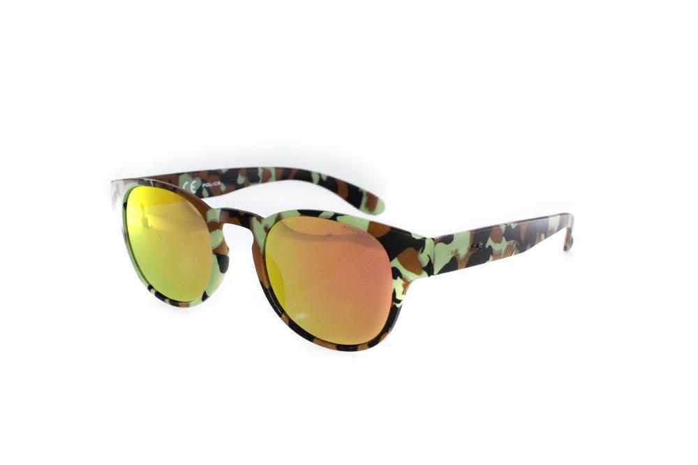 lunettes de soleil police exchange 2 s1945 ge8r pas cher optical discount. Black Bedroom Furniture Sets. Home Design Ideas