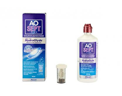 AOSEPT PLUS HYDROGLYDE 360ML