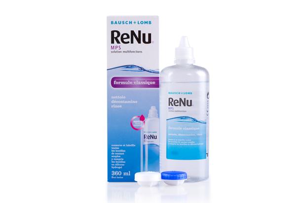 RENU 360 ML MPS/SENSITIVE