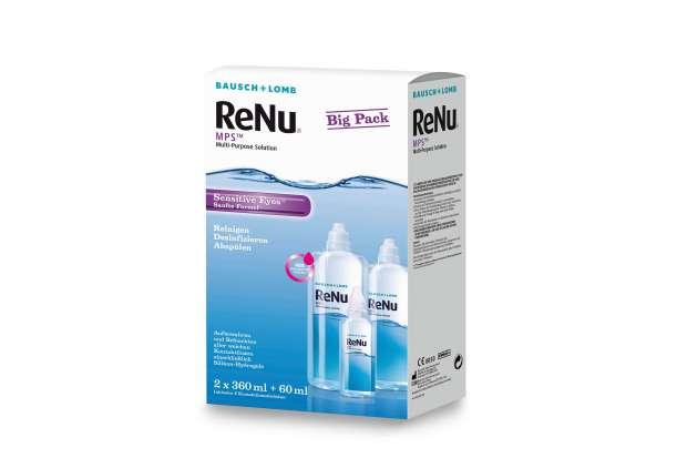 Renu MPS Flight Pack 2x60ml